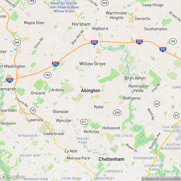 Abington, PA Real Estate Market Update 10/15/2021