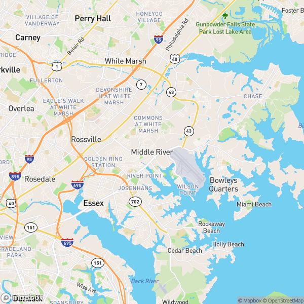 Middle River, MD Real Estate Market Update 4/30/2021