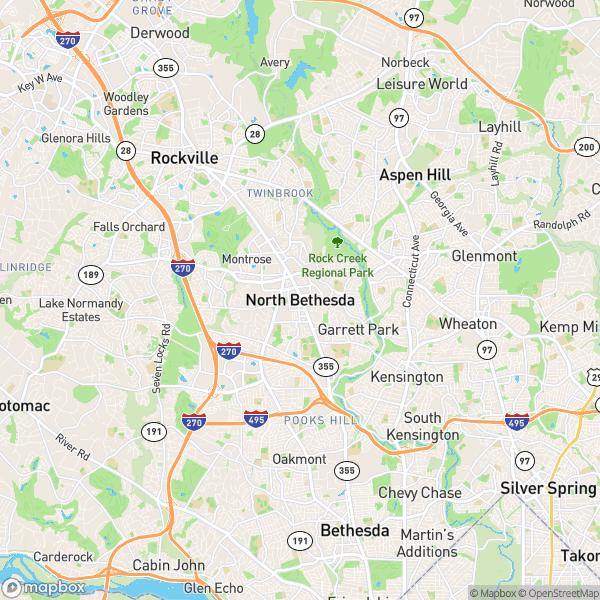 North Bethesda, MD Real Estate Market Update 10/4/2021