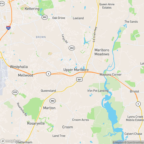 Upper Marlboro, MD Real Estate Market Update 3/26/2021